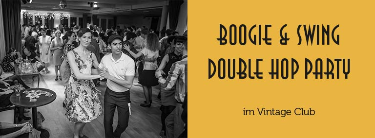 Boogie & Swing Double Hop Party